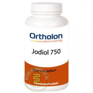 Ortholon Jodiol 750 Tabletten 120st