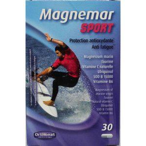 Orthonat Magnemar Sport Capsules 30st