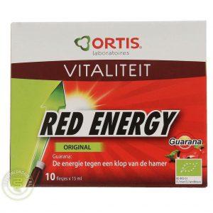 Ortis Red Energy Original Flesjes 10st