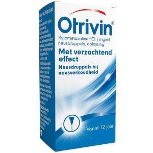 Otrivin Neusdruppels 1mg/ml