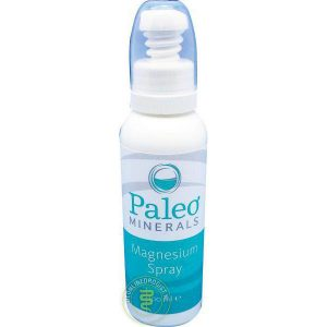 Paleo Minerals Spray Magnesium Olie