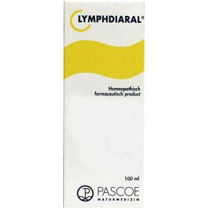 Pascoe Lymphdiaral 100ml