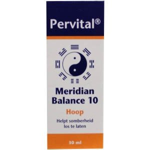 Pervital Meridian Balance 10 Hoop