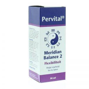 Pervital Meridian Balance 2 Flexibiliteit 30ml