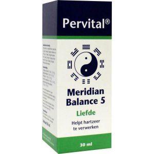 Pervital Meridian Balance 5 Liefde