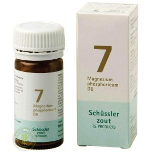 Pfluger Celzout 07 Magnesium Phosphoricum D6 Tabletten