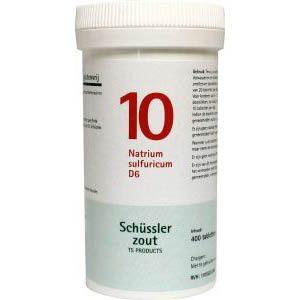 Pfluger Celzout 10 Natrium Sulfuricum Tabletten