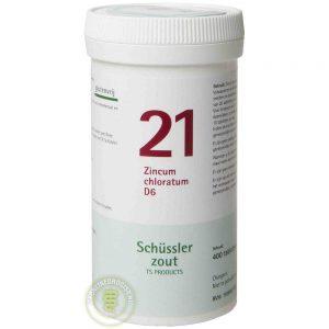 Pfluger Celzout 21 Zincum Chloratum D6 Tabletten