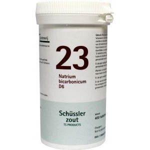 Pfluger Celzout 23 Natrium Bicarbonicum D6 Tabletten