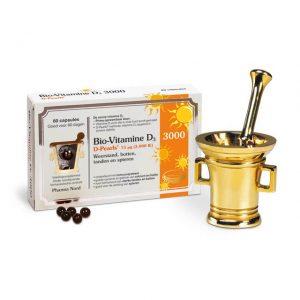 Pharma Nord Bio-Vitamine D3 75mcg 3000ie
