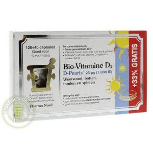 Pharma Nord Bio-Vitamine D3 Capsules