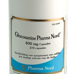 Pharma Nord Glucosamine Capsules 400mg 270st