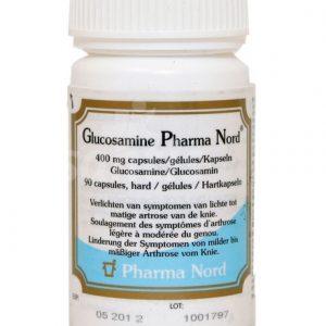 Pharma Nord Glucosamine Capsules 400mg 90st