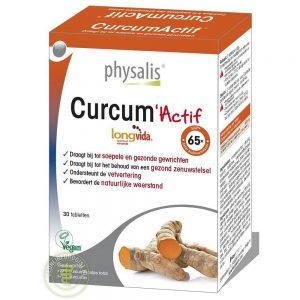 Physalis Curcum'Actif Tabletten
