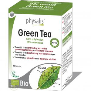 Physalis Green Tea Tabletten
