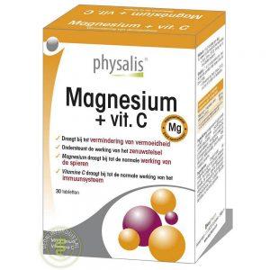 Physalis Magnesium + Vitamine C Tabletten
