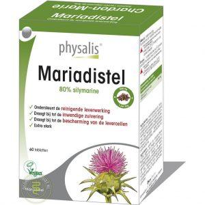Physalis Mariadistel Tabletten