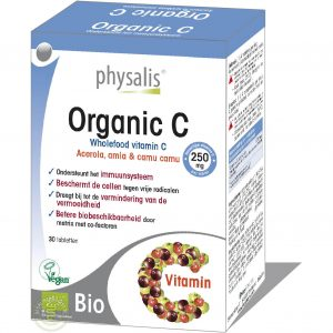 Physalis Organic C Tabletten