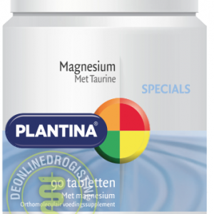 Plantina Specials Magnesium Tabletten