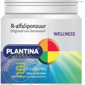 Plantina Wellness R-alfaliponzuur Capsules