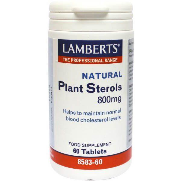 Plantsterolen 800 mg (Plant Sterols)