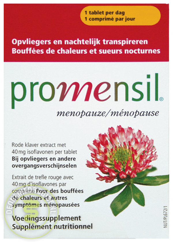 Promensil Tabletten 30st