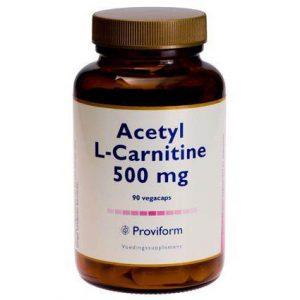 Proviform Acetyl L-Carnitine Capsules 90st