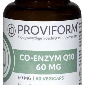 Proviform Co-enzym Q10 60mg Vegicaps 60st