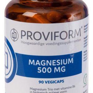 Proviform Magnesium 500mg Vegicaps 90st