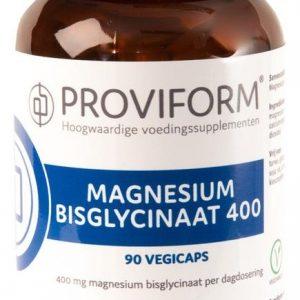Proviform Magnesium Bisglycinaat 400 Capsules