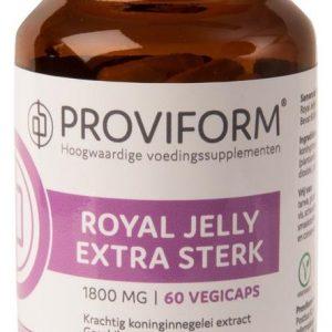Proviform Royal Jelly Extra Sterk Vegicaps