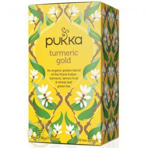 Pukka Turmeric Gold Thee