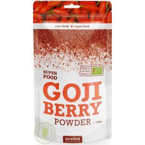 Purasana Goji Berry Powder