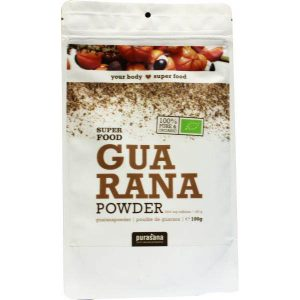 Purasana Guarana Raw Powder
