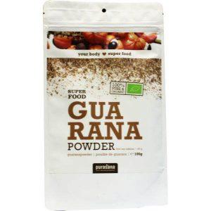Purasana Guarana Raw Powder