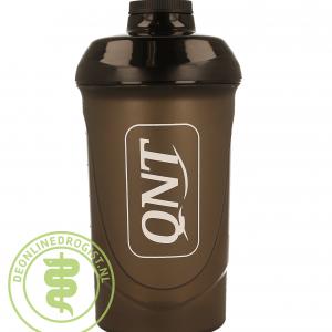 Qnt Shaker Plastic Zwart