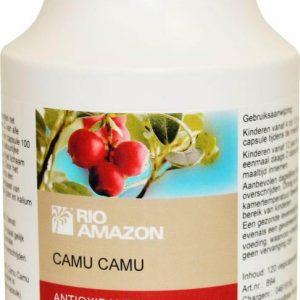 Rio Amazon Camu Camu Capsules 120st