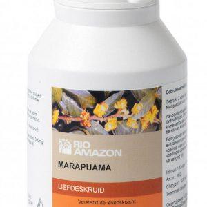 Rio Amazon Marapuama Liefdeskruid Capsules
