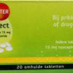 Roter Noscapect 15mg Tabletten 20st