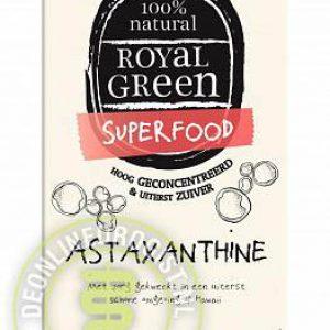 Royal Green Astaxanthine Capsules 120st