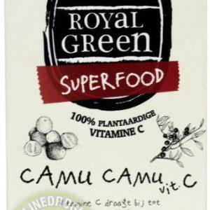 Royal Green Camu Camu Vitamine C 120cp