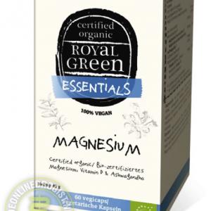 Royal Green Magnesium Capsules 60st