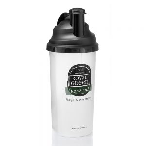 Royal Green Shaker Bottle