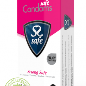 Safe Condooms Strong Safe 10st