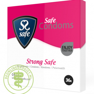 Safe Condooms Strong Safe 36st