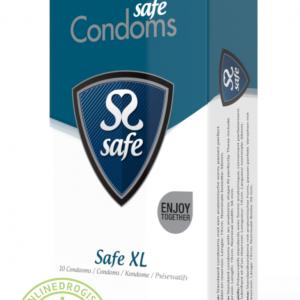 Safe Condooms XL Safe 10st