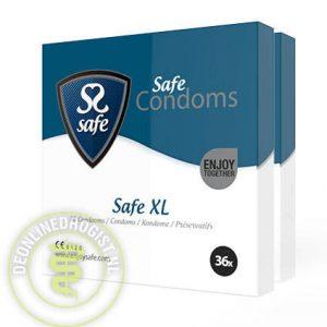 Safe Condooms XL Safe 72st