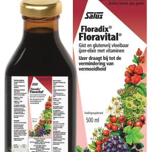 Salus Elixer Floravital 500ml