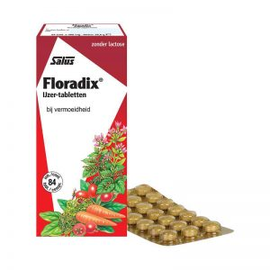 Salus Floradix Tabletten 84st