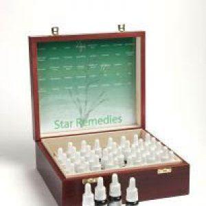 Set compleet houten kist